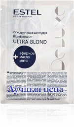 Estel Professional De Luxe Bleaching Powder Ultra Blond - обесцвечивающая пудра, 30 г.
